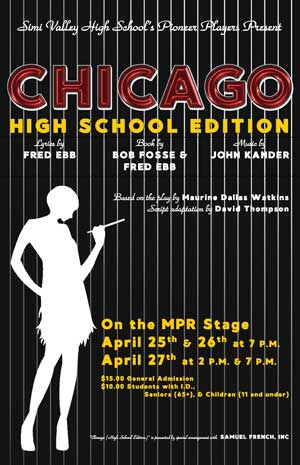 Chicago - High School Edition