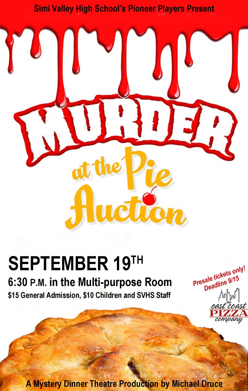 Murder at the Pie Auction